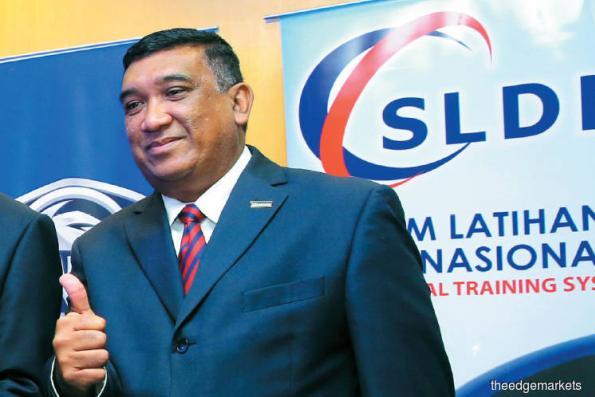 Mohamed Hazlan's hands likely to be full at Prasarana