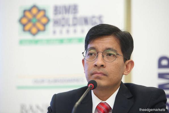 Mohd Muazzam is new BIMB, Bank Islam CEO