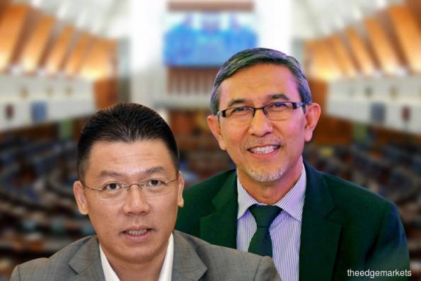 Mohd Rashid, Nga Kor Ming appointed Dewan Rakyat deputy speakers