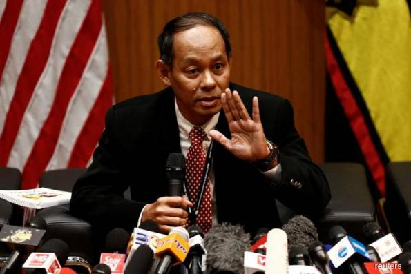 Catharsis for Malaysia graft buster recounting threats endured over scandal