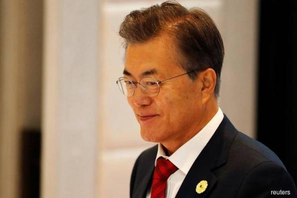 S.Korean firms flock to Beijing hoping summit will hasten thaw with China