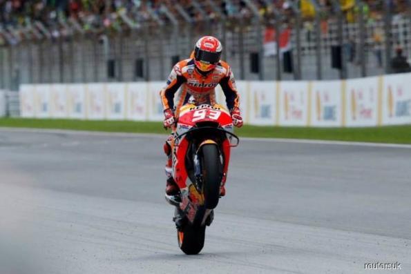 Motorcycling: MotoGP champion Marquez has shoulder surgery
