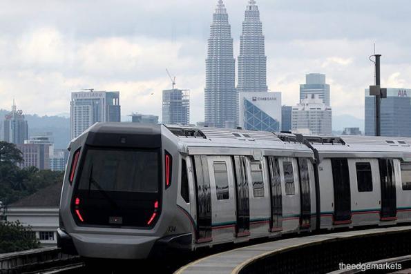 Newsbreak: MMC-Gamuda-George Kent consortium, CCCC joint venture shortlisted for MRT3