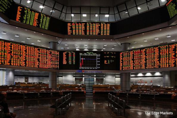 Foreign outflows from Malaysia stocks lose momentum