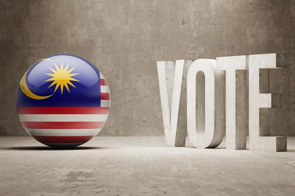 Malaysians vote in toughest election yet for ruling coalition