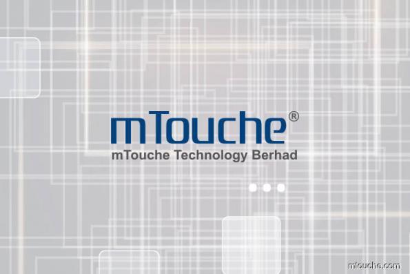mTouche scraps A Conceptech joint venture