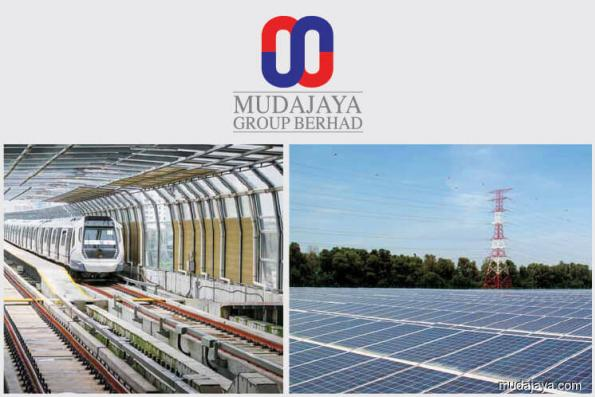 Mudajaya up 9.68% as Indian thermal power plant kicks off