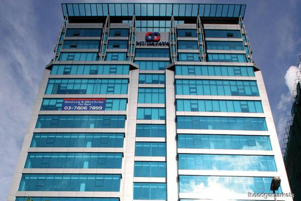 Mudajaya's Sungai Buloh office tower contract terminated