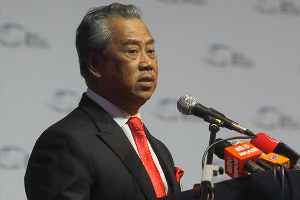 Aspects of security should be communitised — Muhyiddin Yassin