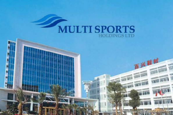 Multi Sports slumps 25% on clarifying SC reprimand