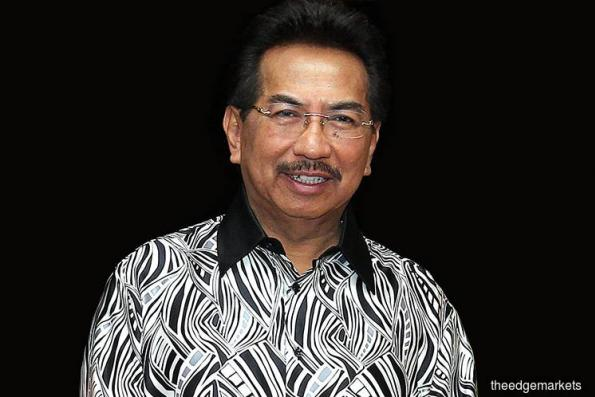 Musa Aman sued for RM400m by an individual, has 10 days to file court appearance