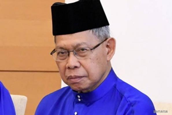 Mustapa not ruling out joining Pakatan Harapan