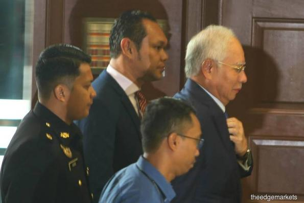 Najib pleads not guilty to 1MDB final audit report alteration charge