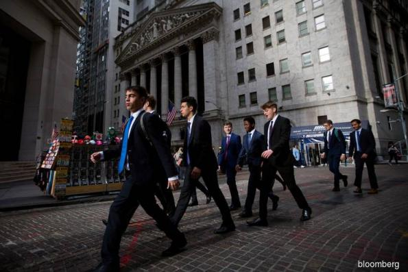 Wall Street Forced to Recalibrate as Trade War Gets `More Real'