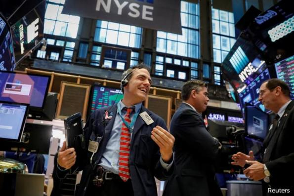S&P 500 posts highest close since Nov. 8 on trade optimism