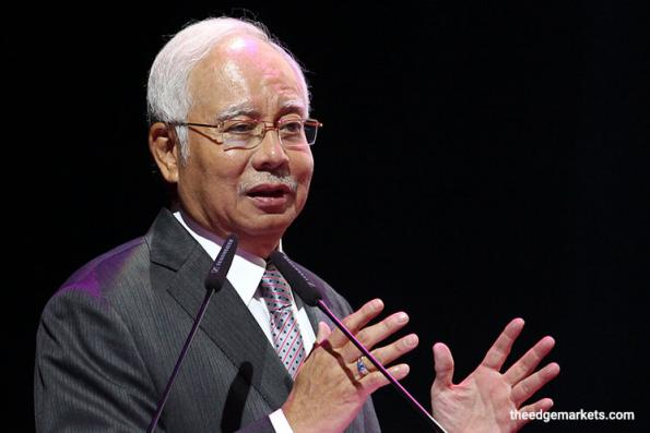 Najib lauds Malaysia economic management after Fitch report