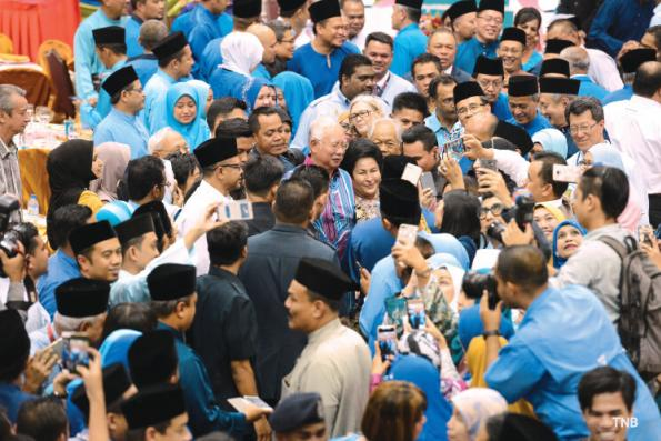 Najib: TNB's global expansion helps raise value as listed entity