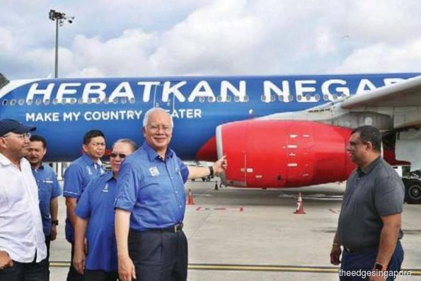 Blame all around as Najib arrested, charged