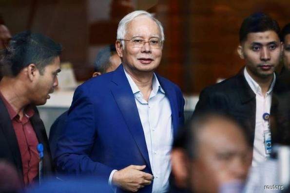 Najib evasive on his knowledge of CIA letter