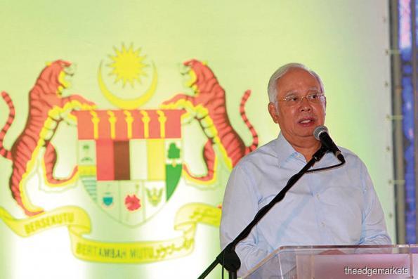 PM Najib urges BN MPs to remain united