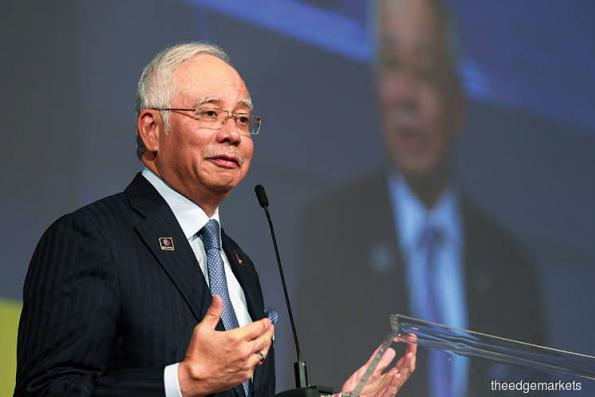 PM Najib : 'I am committed in developing Sabah'