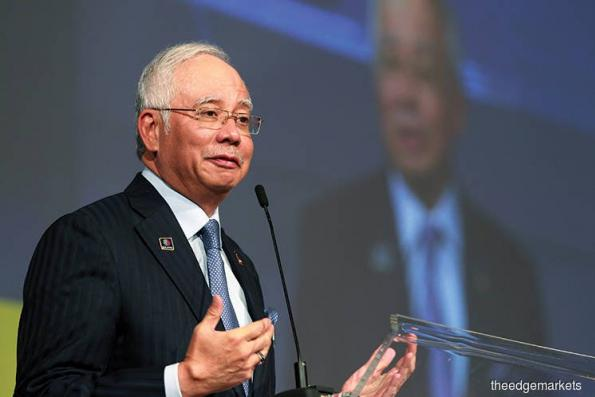 纳吉承认1MDB失败