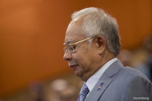 Najib withdraws suit against AG, MACC chief, CCID director over 1MDB probe