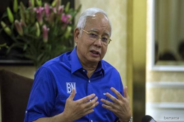 Najib says 'confident' BN will continue to be given mandate to helm Malaysia