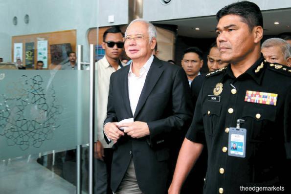 MACC completes taking Najib's statement on SRC International