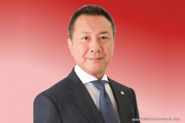 Hitachi Sunway names Naofumi Ito as chairman