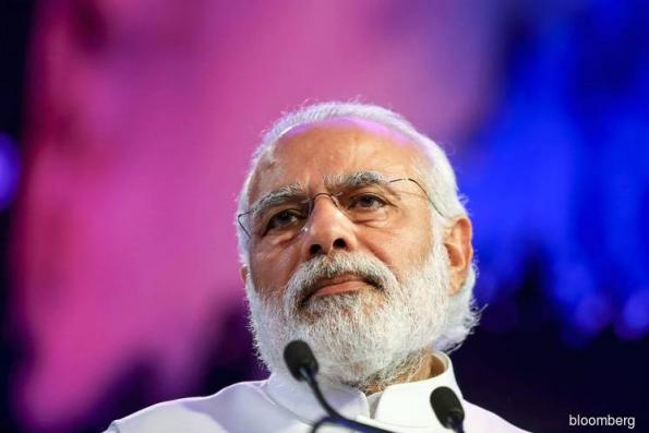 Modi gets US$4 bil from India's central bank before polls