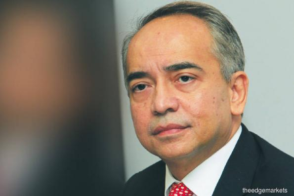 Nazir's personal farewell letter to CIMB staff