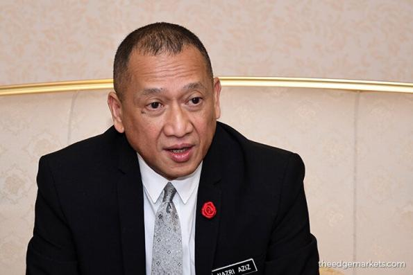There is no more BN, says Nazri Aziz