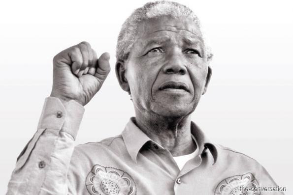 With love, Madiba