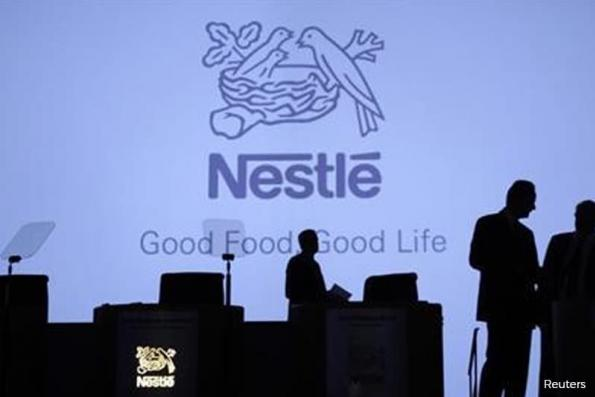 Nestle hits record high on inclusion to MSCI Global Standard Index