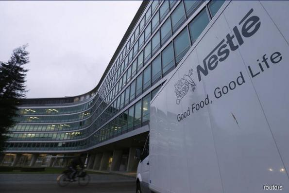Nestle unit sued for alleged unlawful use of QR code
