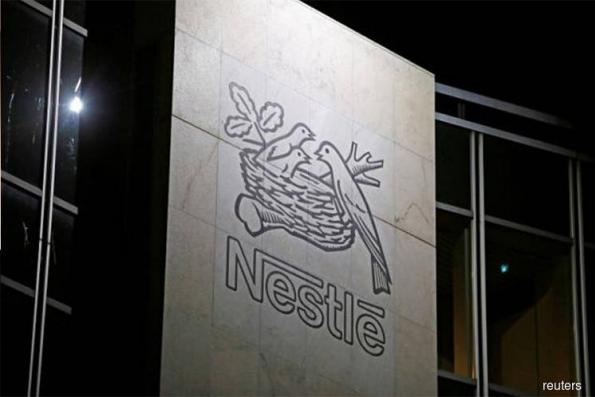 Nestle expects pick up in sales growth to be maintained