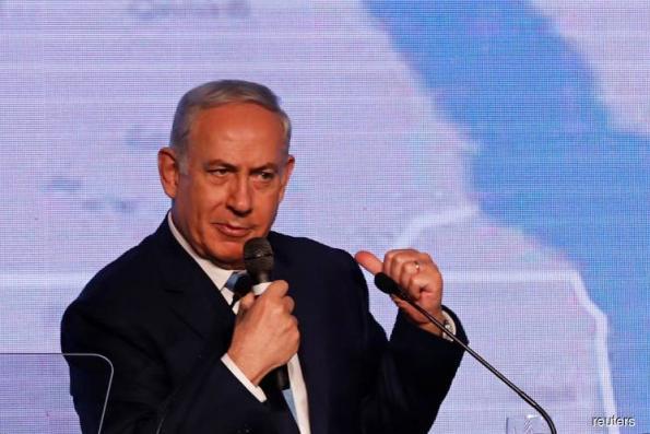 Netanyahu sees 'many' nations following U.S. move on Jerusalem