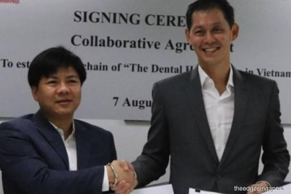 New Silkroutes Group in JV to expand dental care services to Vietnam