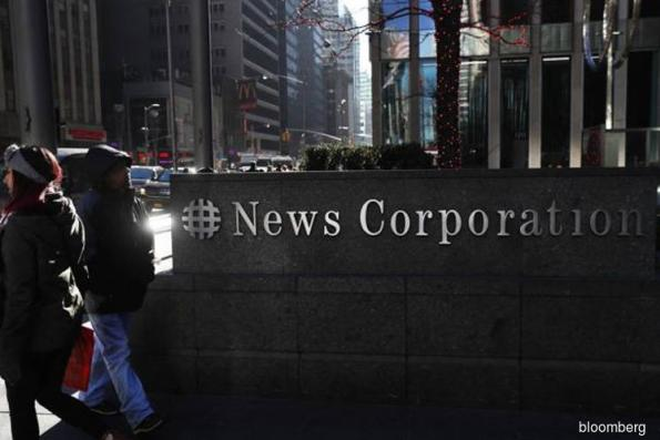 News Corp leads charge against tech giants in Australia probe