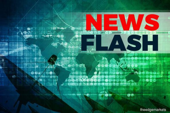 Nestle falls 50 sen at RM114.50, Petronas Gas down 50 sen at RM17.50 at 9:03am