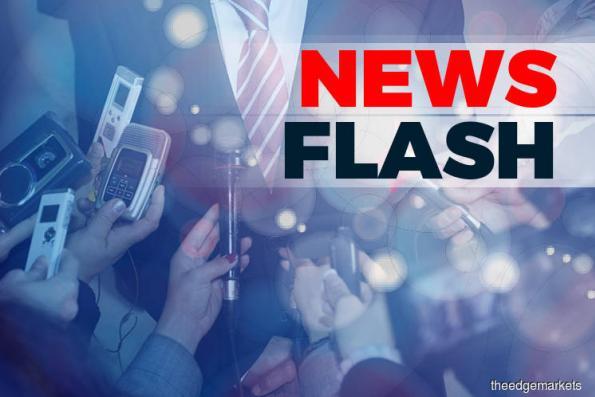 Bursa Malaysia says Cahya Mata Sarawak share PDT, IDSS activities suspended today