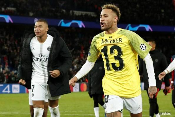 Neymar on target to leave Liverpool hopes hanging in the balance