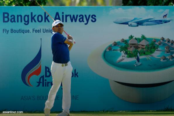 Malaysian Fung celebrates Father's Day with maiden title