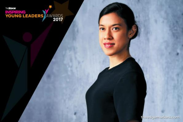 The Edge Inspiring Young Leaders Awards 2017: DATUK NICOL ANN DAVID — Sportswoman + squash icon