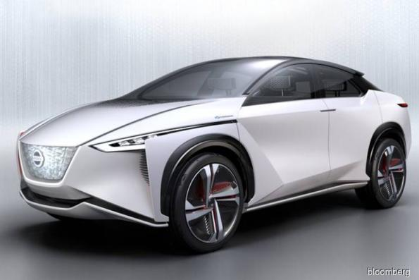 Nissan unveils an electric car more powerful than its GT-R