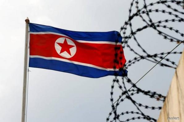 US hits Chinese and Russian firms over breach of N.Korea sanctions