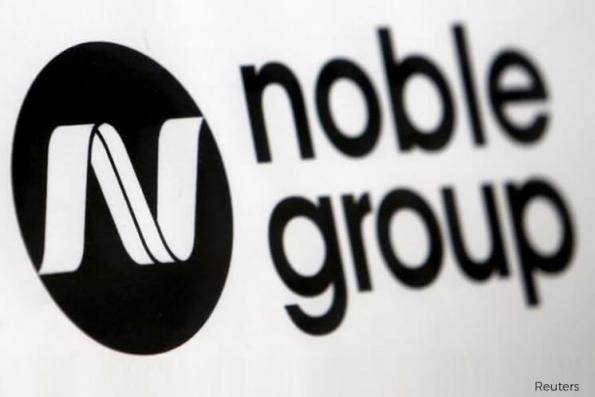 Noble shares surge after Abu Dhabi-based investment firm becomes substantial shareholder