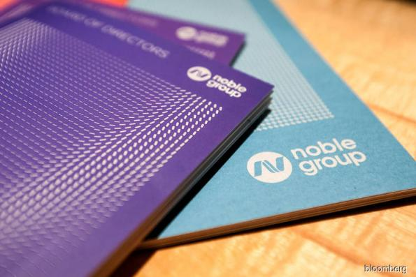 Singapore-listed Noble Group will sell its oil trading business