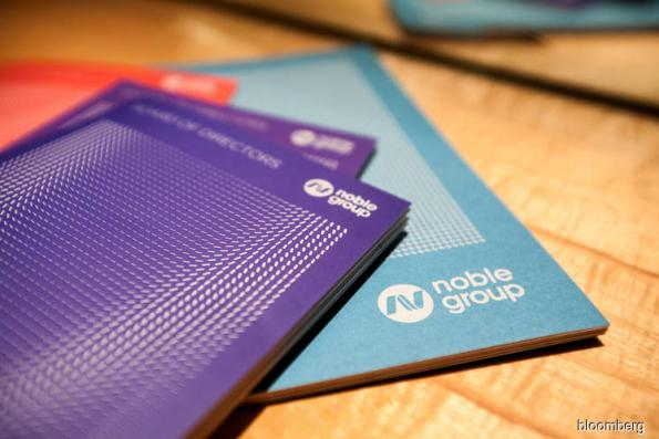 Noble is said to move toward debt-for-equity restructuring deal